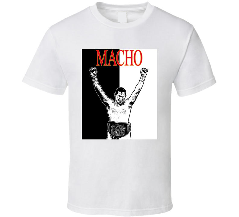 Hector Macho Camacho Scarface RIP T Shirt