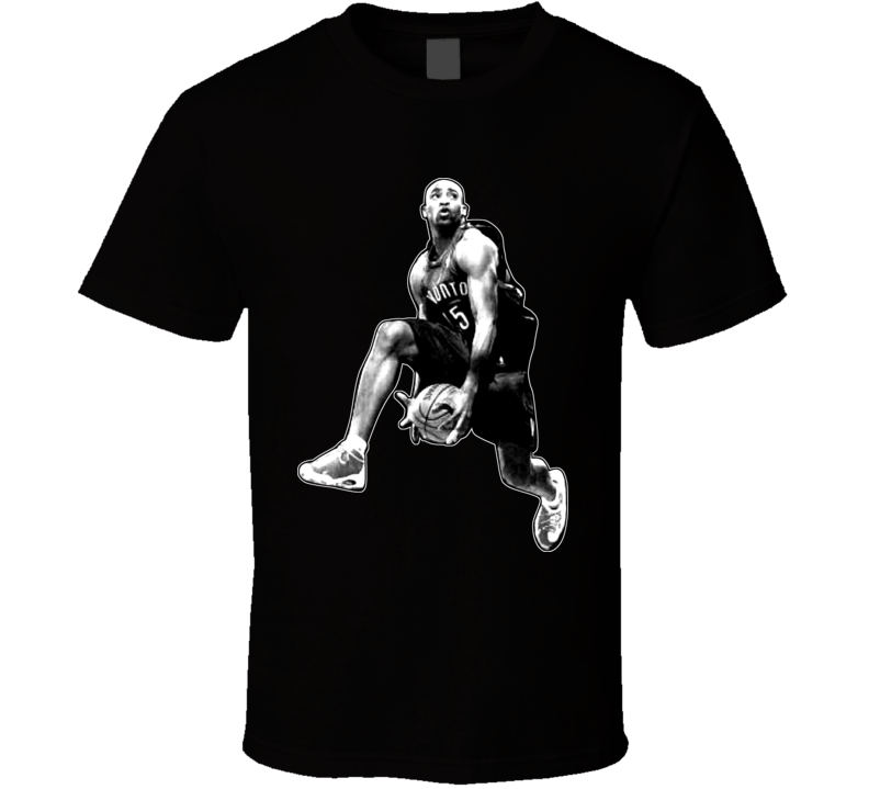 2000 Vince Carter Dunk Contest Champ T Shirt