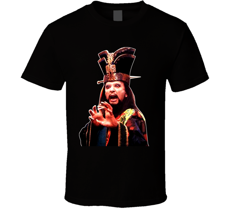 Classic 80s Movie Big Trouble In Little China Lo Pan T Shirt