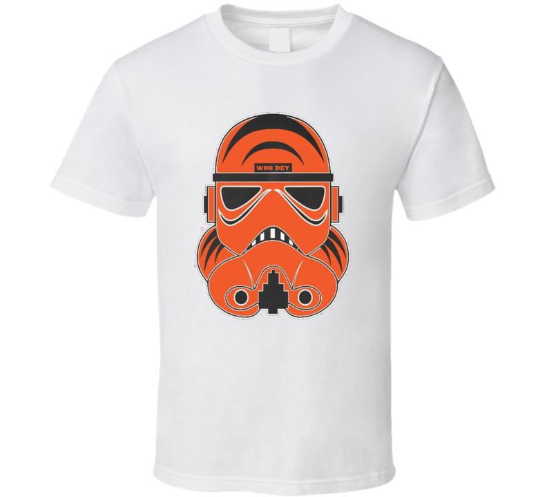 Cincinnati Storm Troopers Cincinnati Football T Shirt