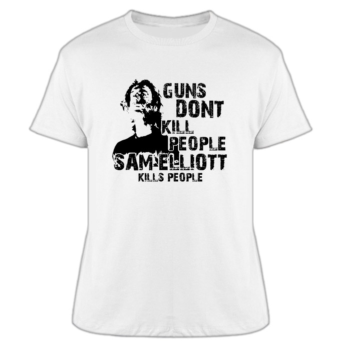 Sam Elliott Wade Garrett Roadhouse T Shirt