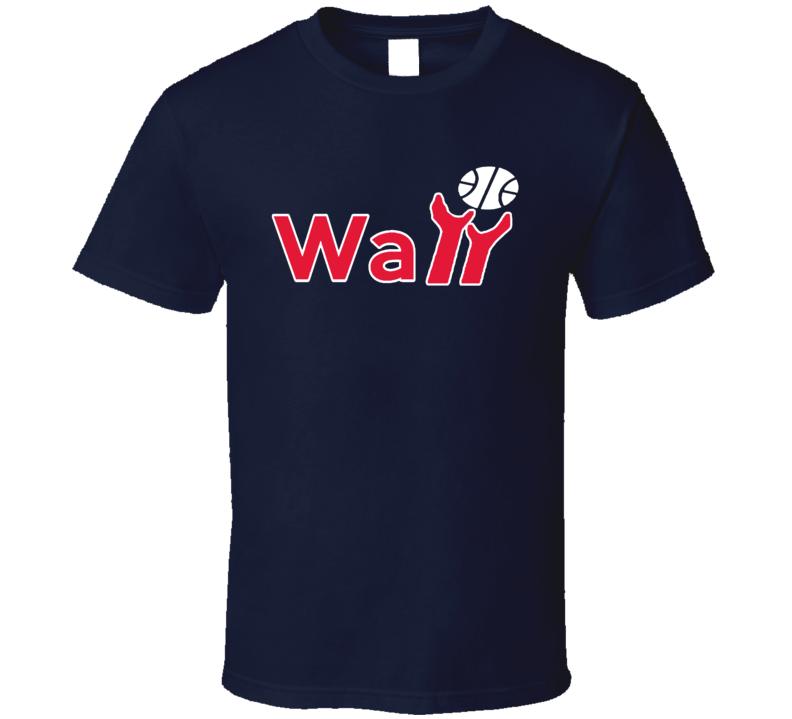John Wall Washington Basketball T Shirt