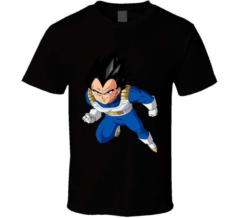 Vegeta Dragon Ball Z  T Shirt
