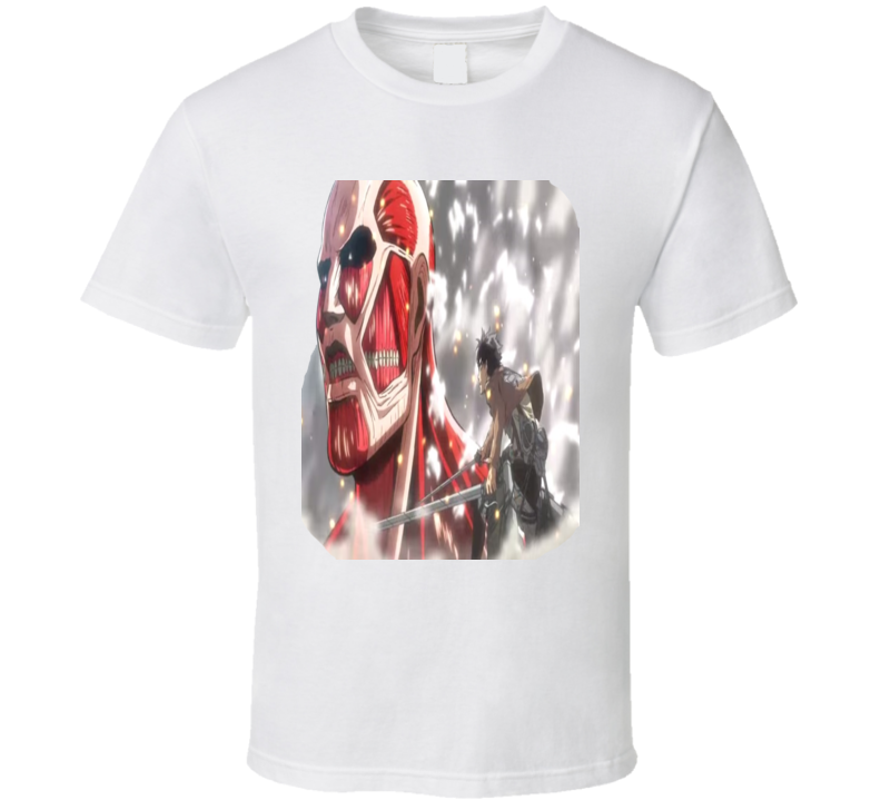 Attack on Titan Colossal Tshirt