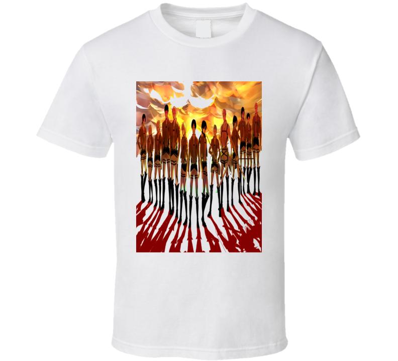 Attack on Titan  T Shirt