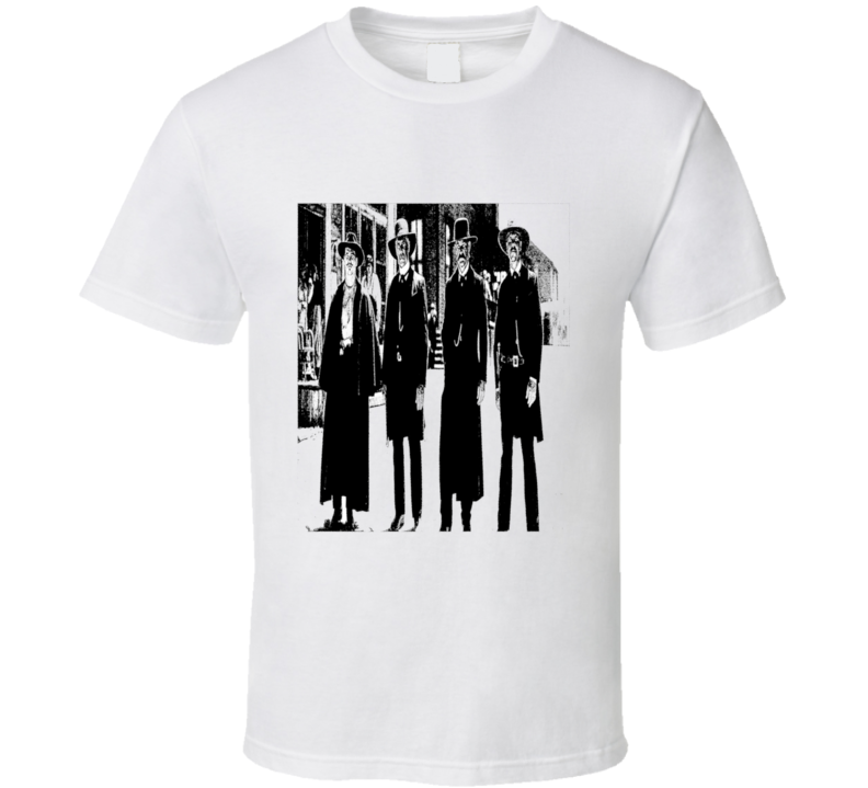 Tombstone Movie Poster  T Shirt