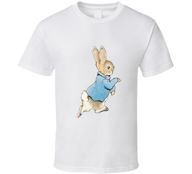 Peter Rabbit Cartoon T Shirt