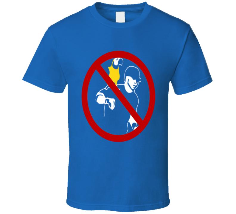 Edwin Encarnacion Toronto No Parrot Baseball T Shirt