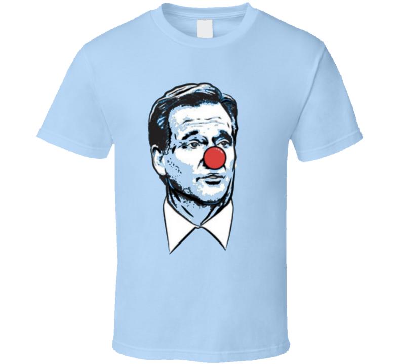 Goodell is a Bozo Clown Cool Funny New England Matt Patricia  T Shirt