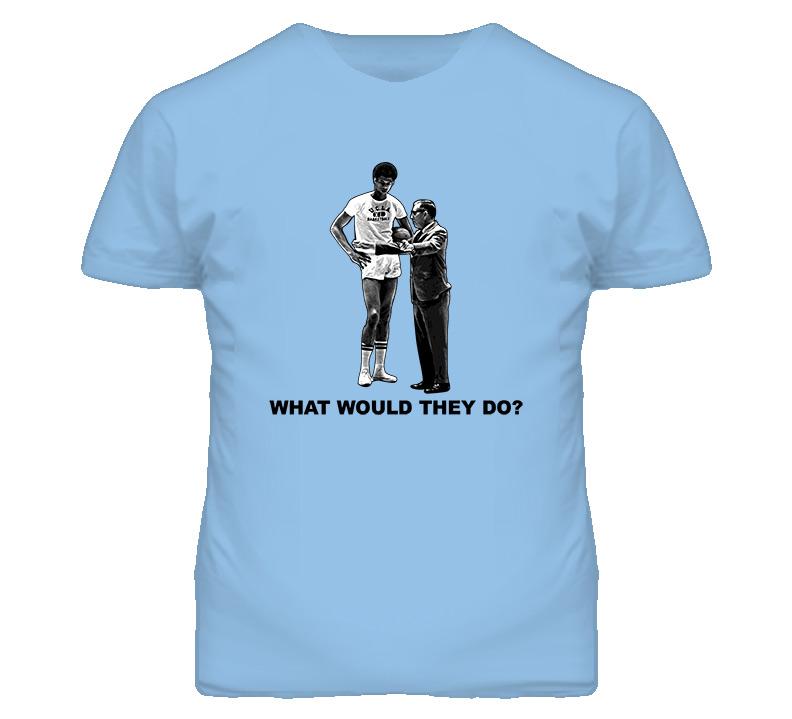Kareem Abdul Jabbar John Wooden T Shirt