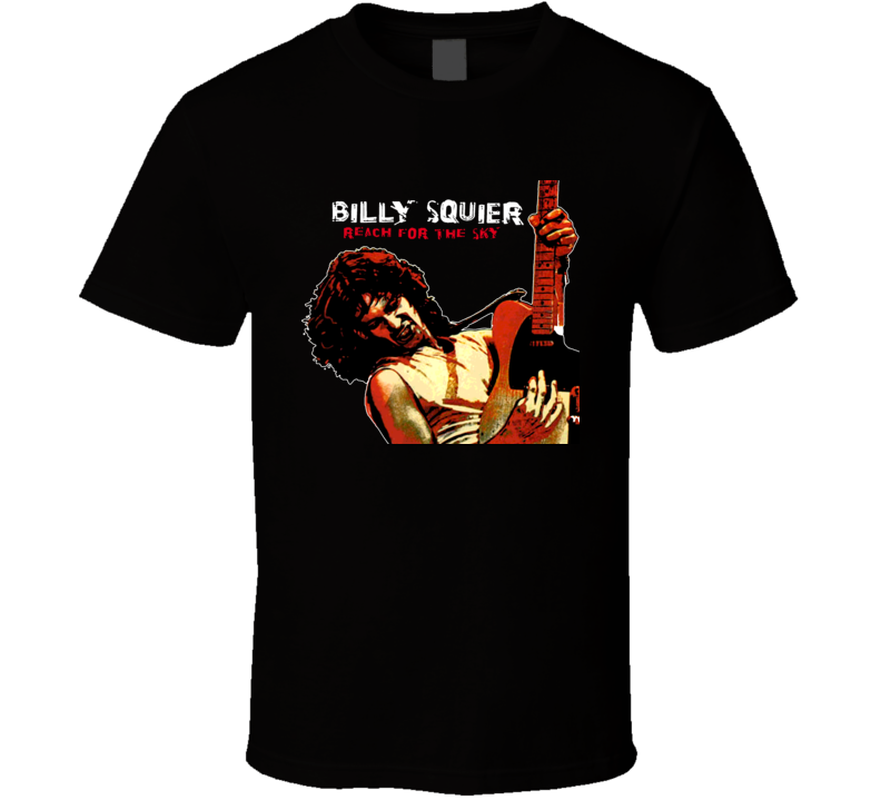 Billy Squier T Shirt