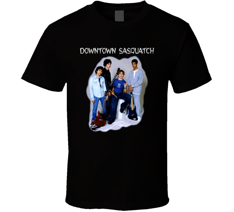 Degrassi Downtown Sasquatch T Shirt