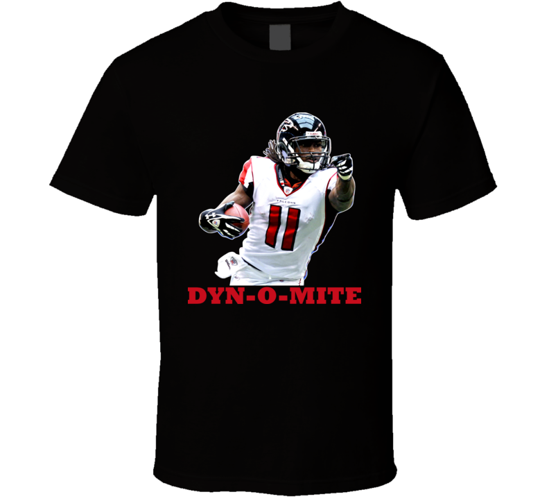 Football Atlanta  Julio Jones T Shirt