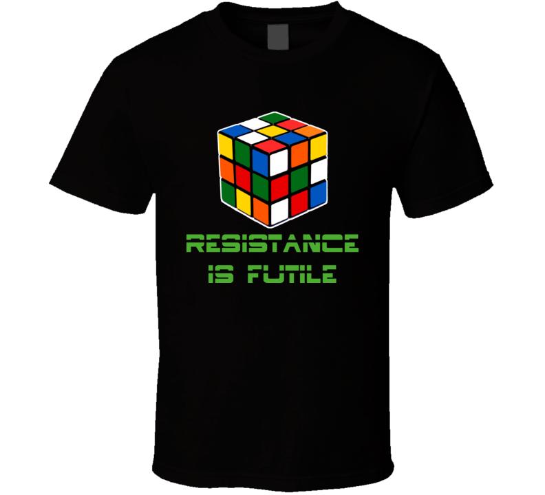 Borg Parody T Shirt