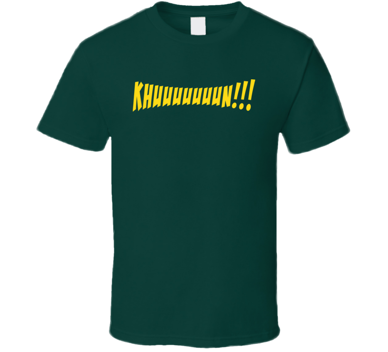 John Khun Green Bay Football T Shirt