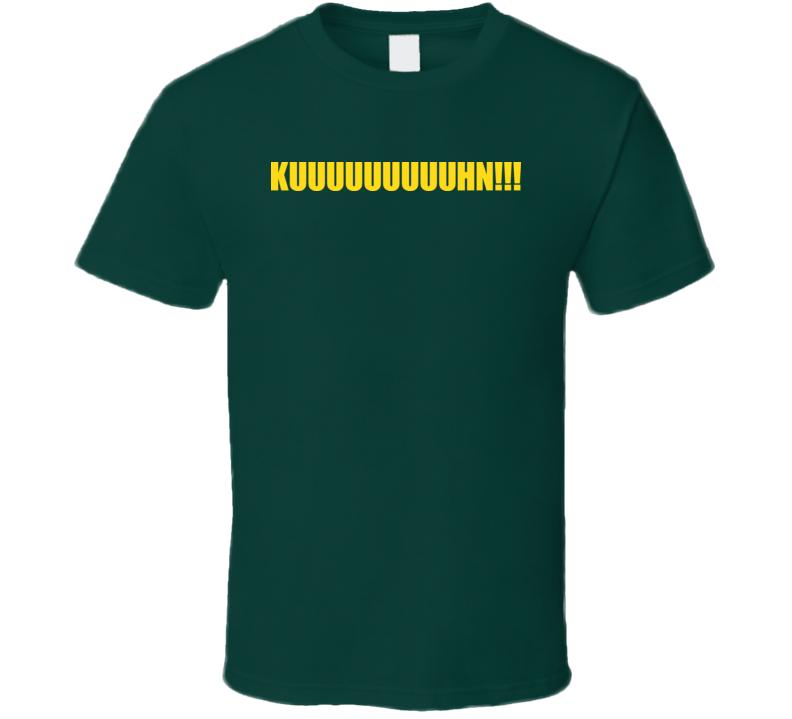 John Kuhn Green Bay T Shirt