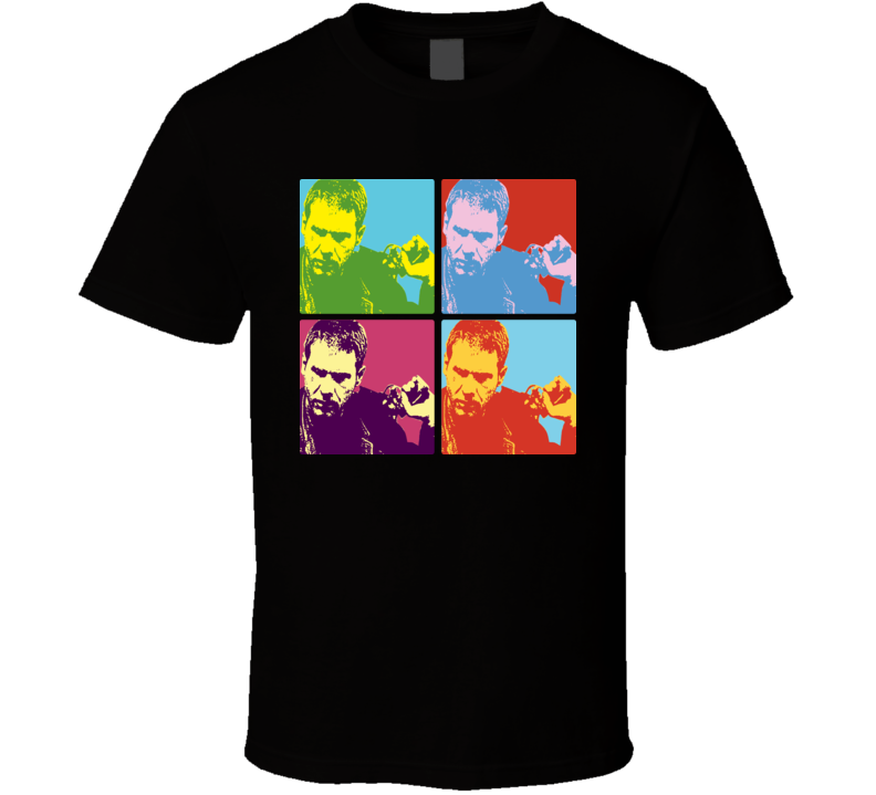 Blade Runner Rick Deckard Warhol T Shirt