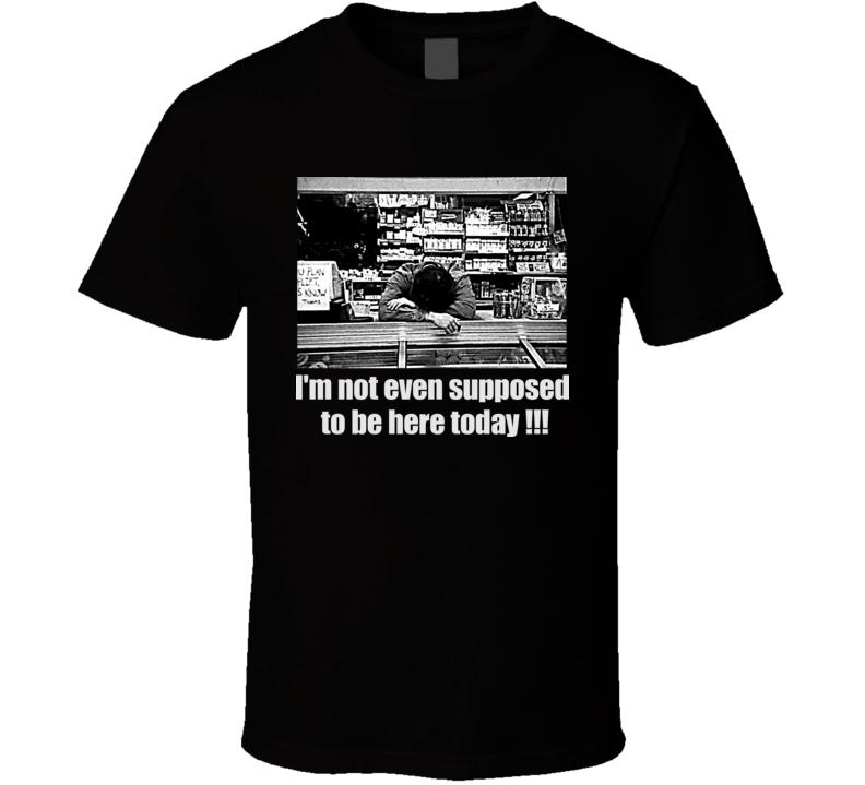 Clerks Movie Dante Hicks T Shirt