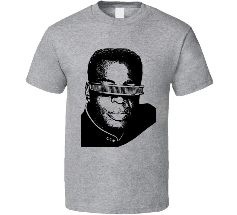 Star Trek Geordi La Forge T Shirt