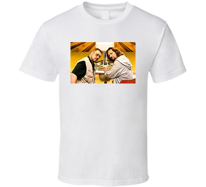 The Big Lebowski Movie T Shirt