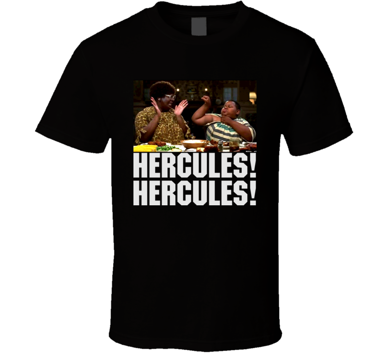 The Nutty Professor Movie Hercules T Shirt