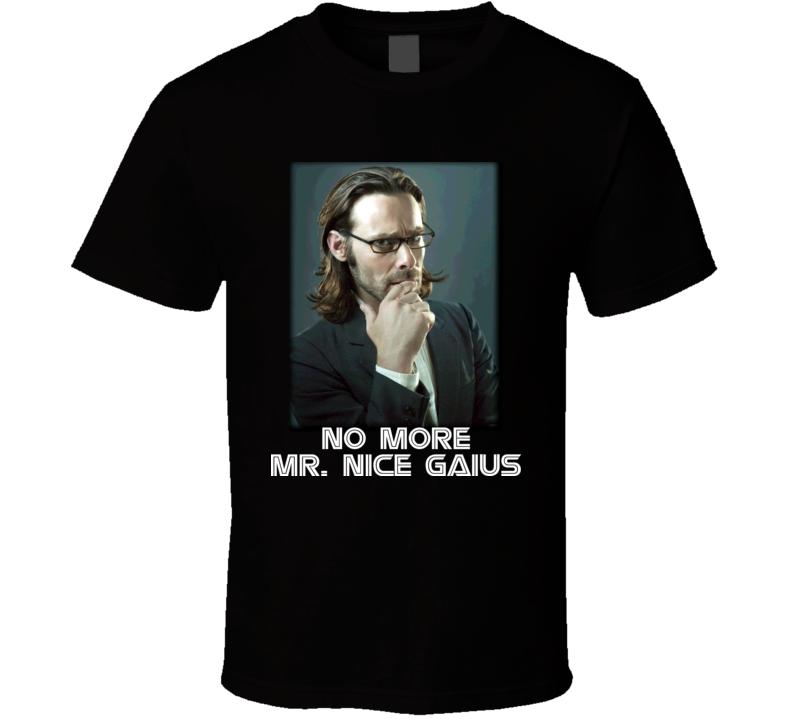 Battlestar Galactica Doctor Gaius Baltar T Shirt