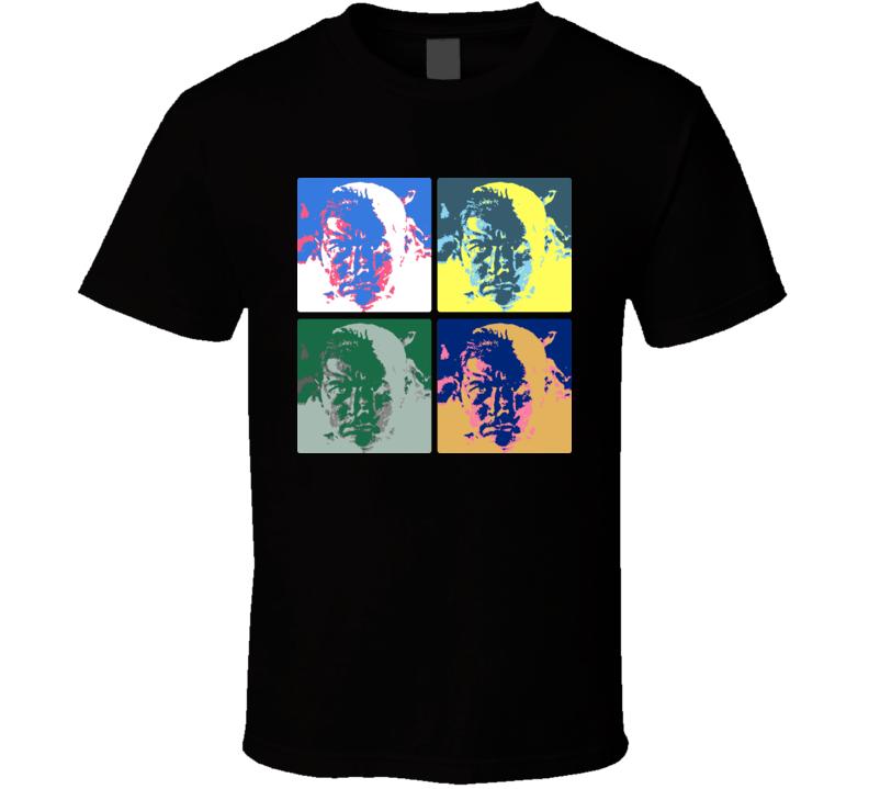 Apocalypse Now Martin Sheen Warhol T Shirt
