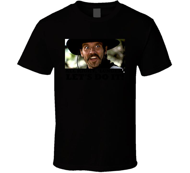 Tombstone Movie Johnny Ringo T Shirt