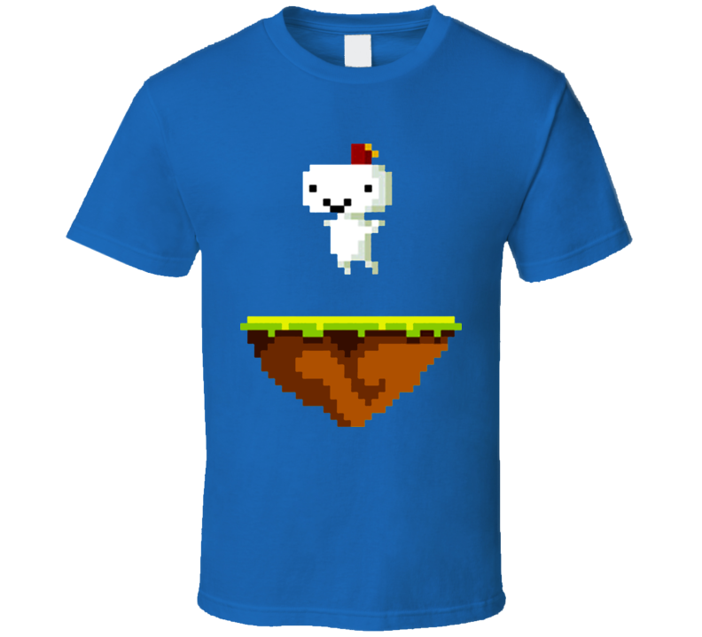 Fez Video Game T Shirt