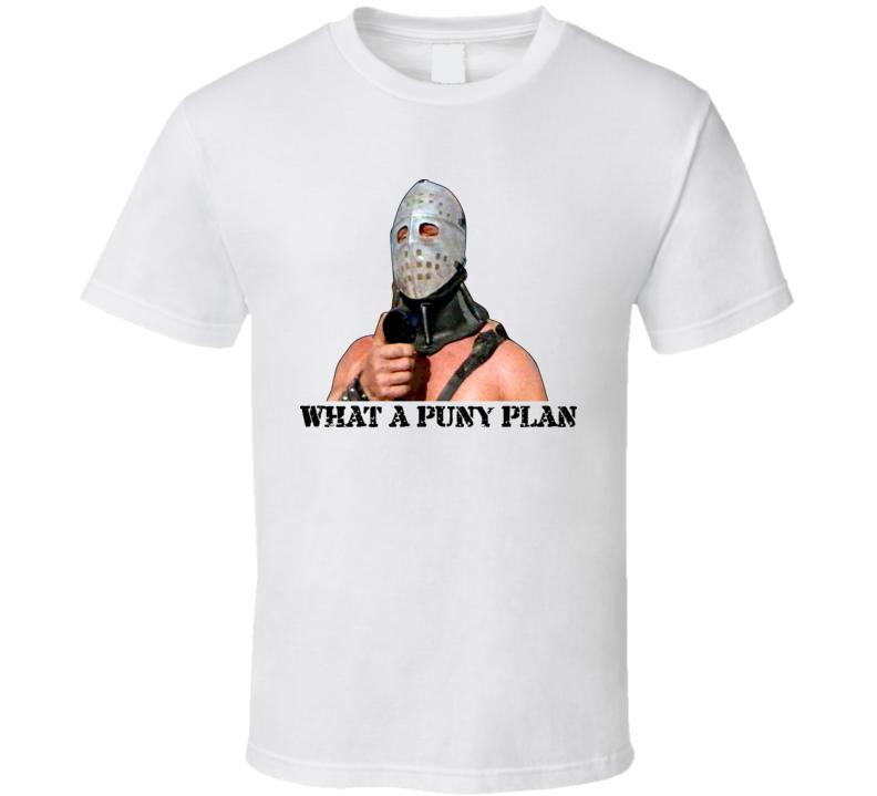 Road Warrior 2 Lord Humungus T Shirt