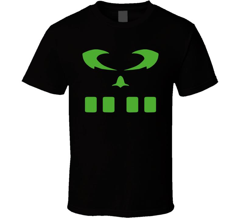 Reboot Cartoon Megabyte Viral Symbol T Shirt