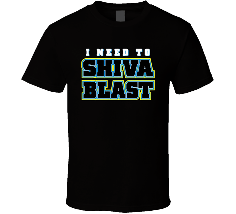 The League Shiva Blast T Shirt