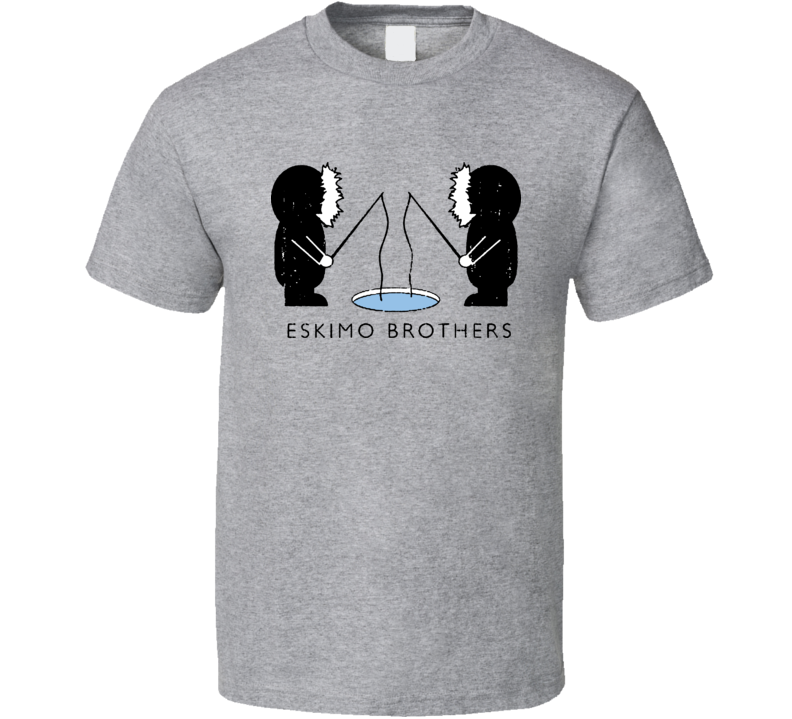 The League Tv Show Eskimo Brothers T Shirt