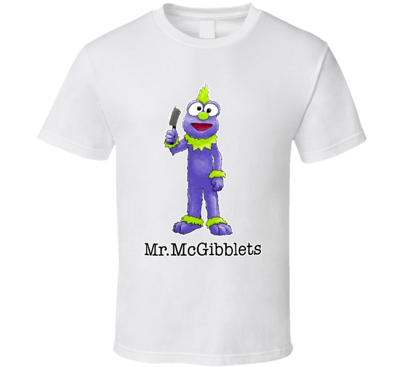 The League Tv Show Mr Mcgibblets T Shirt