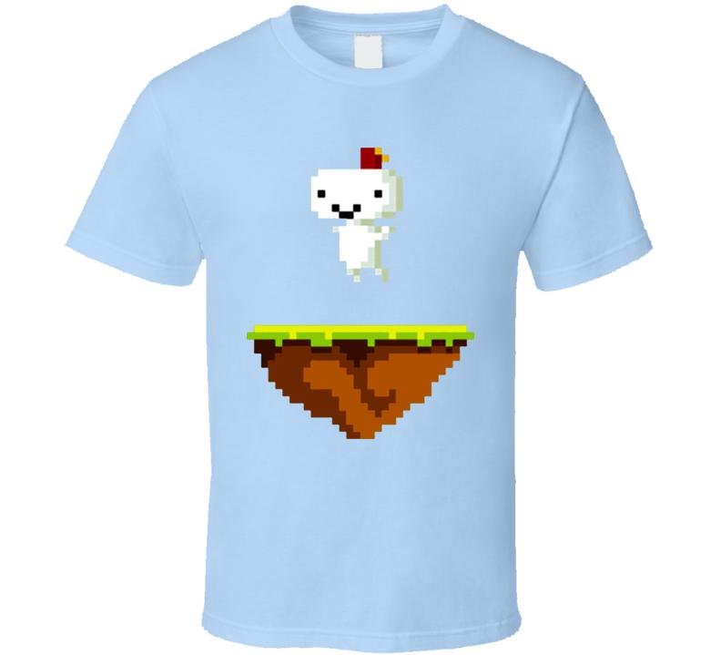 Fez Video Game T Shirt