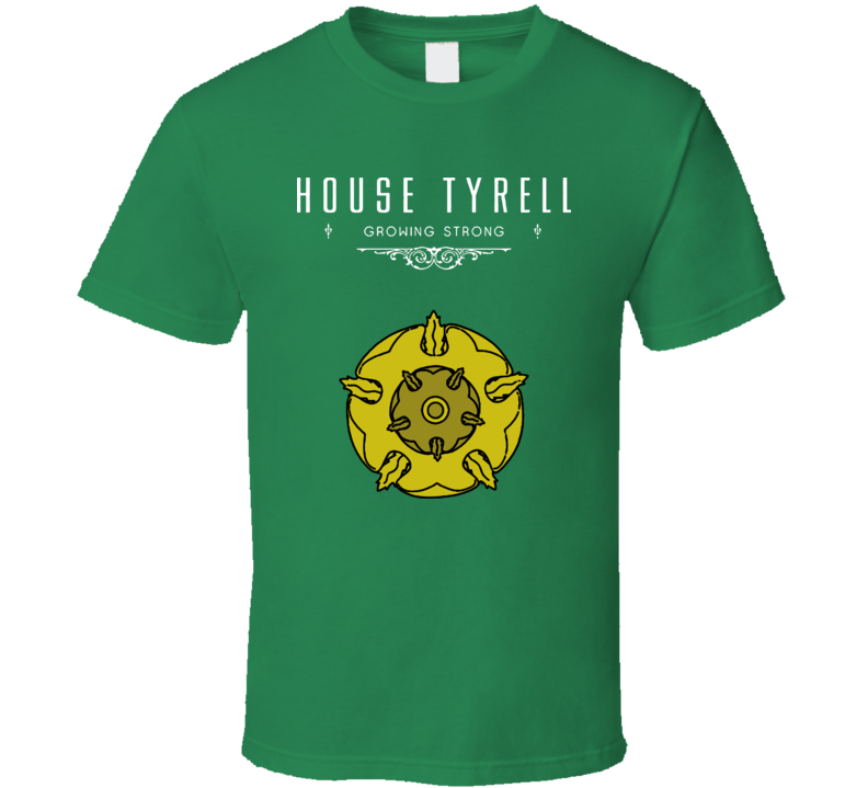 A Game Of Thrones House Tyrell T Shirt