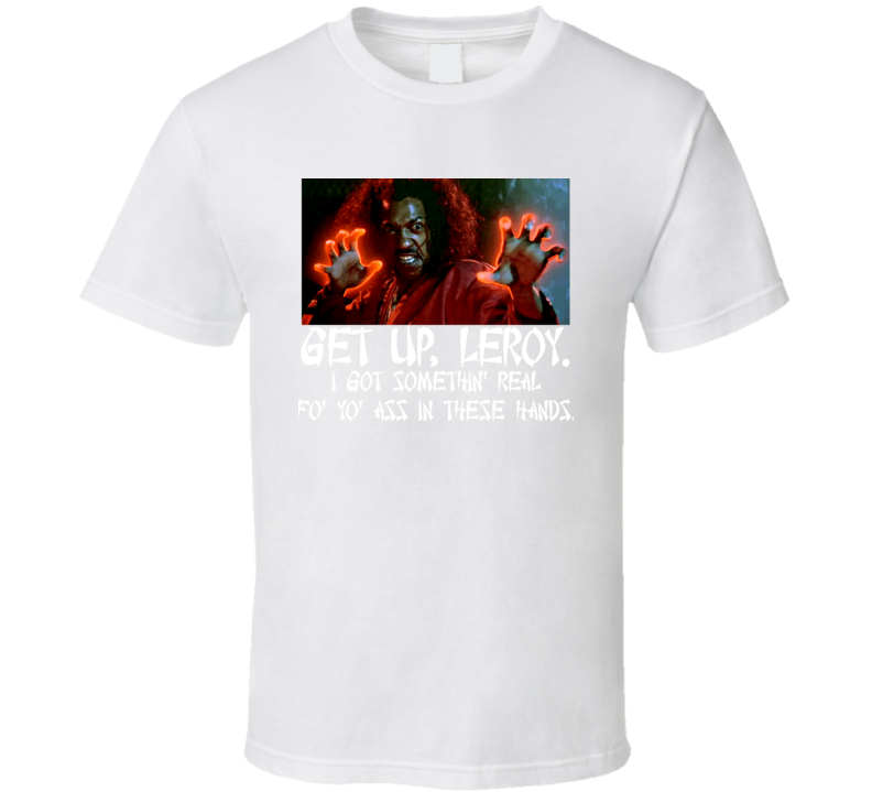 The Last Dragon Shogun Of Harlem T Shirt