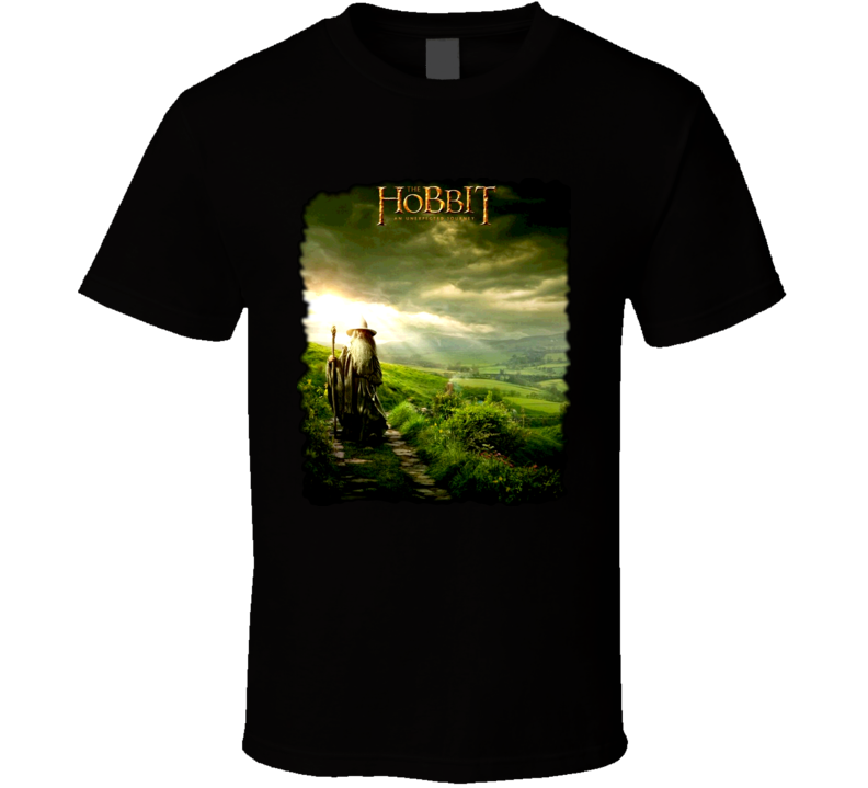 The Hobbit Movie Poster T Shirt