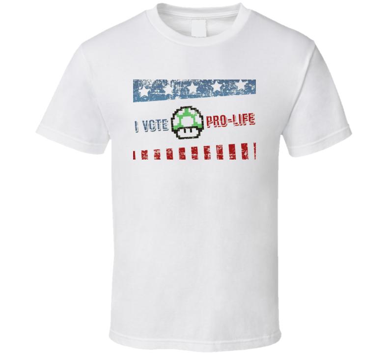 Super Mario PRO LIFE T Shirt
