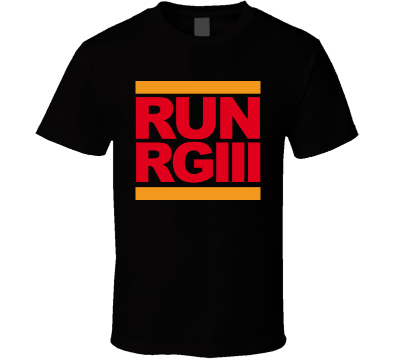 Robert Griffin Iii Run Rg Iii T Shirt
