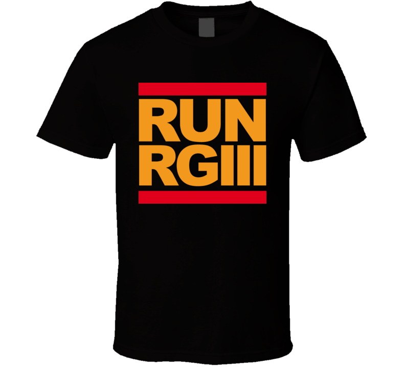 Robert Griffin Iii Run Rg Iii T Shirt
