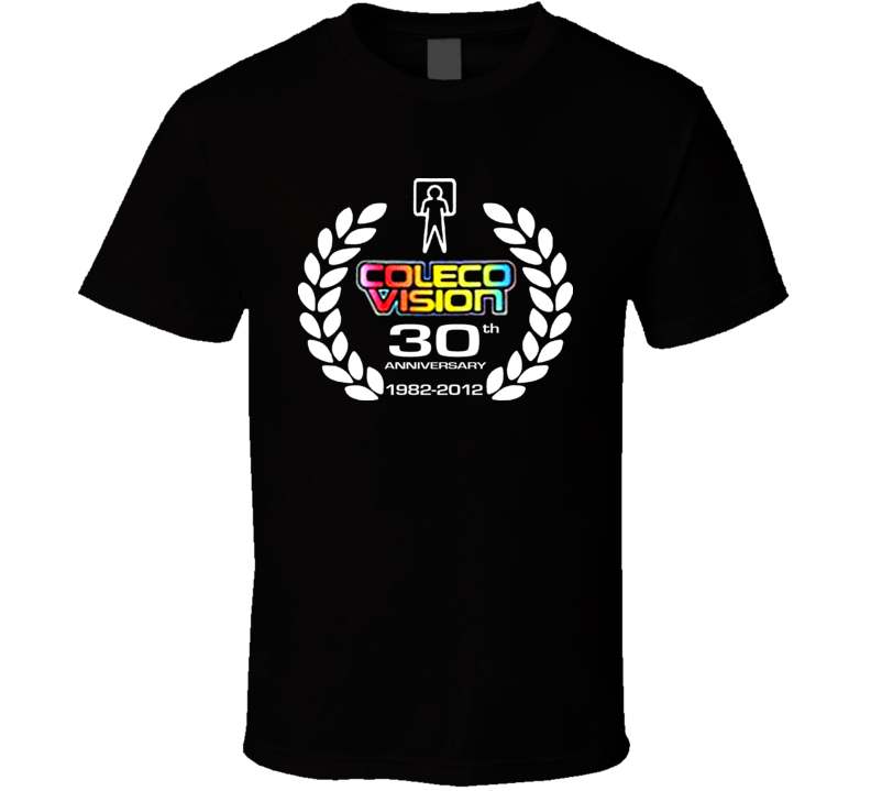 Coleco Vision 30th Anniversary T Shirt