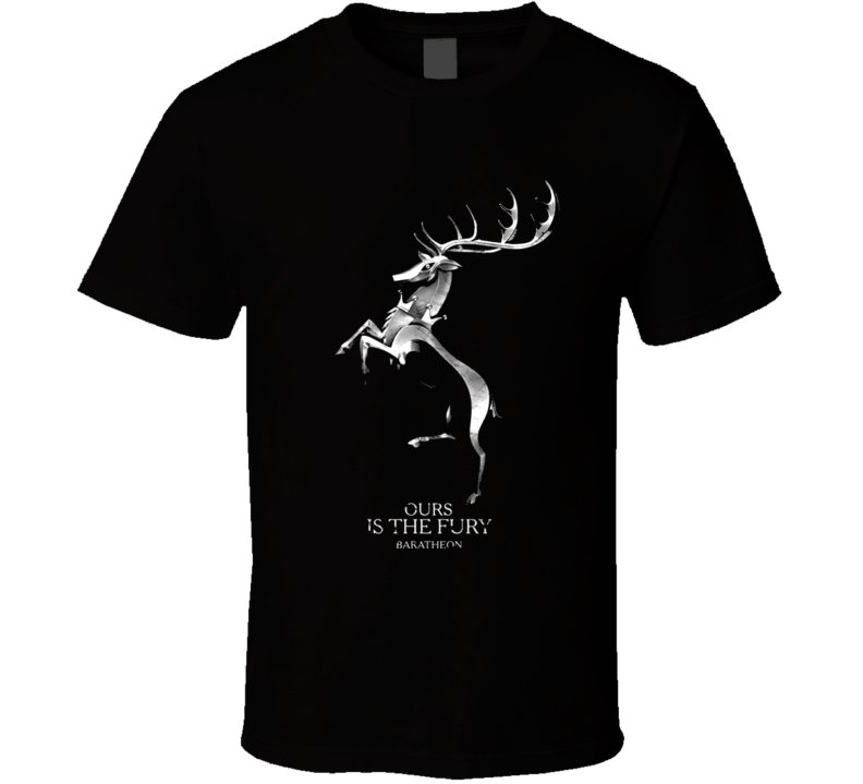 Game Of Thrones House Baratheon Sigil T Shirt