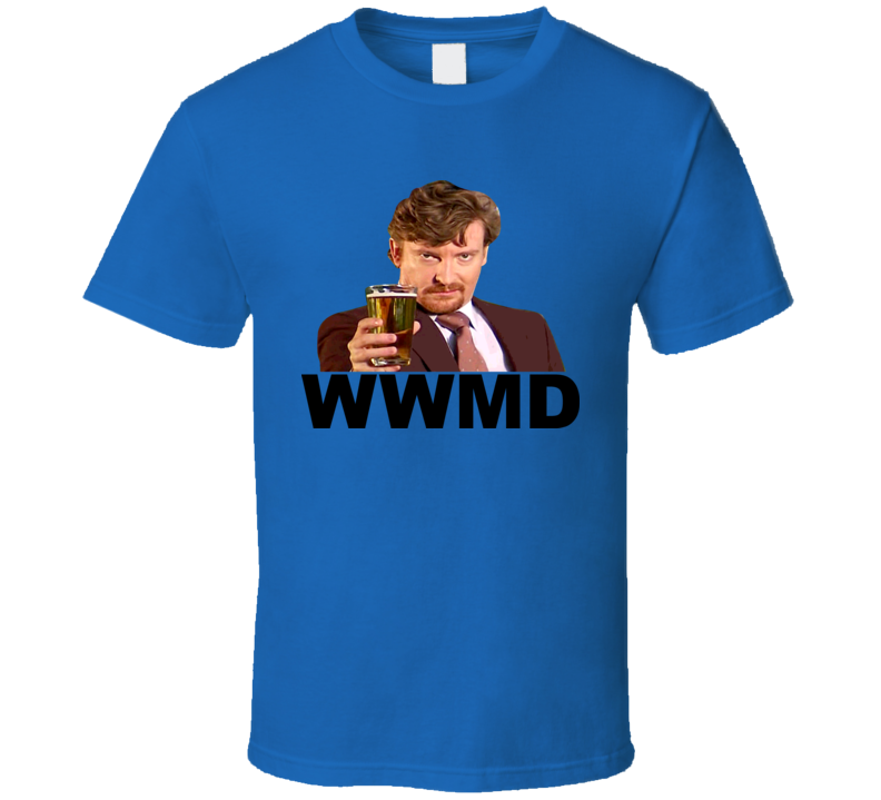 Flight Of The Conchords What Would Murray Hewitt Do T Shirt